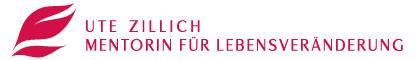 Ute Zillich – Mentoring Logo